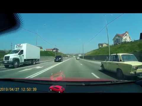 Шум от багажника Thule Wingbar Edge
