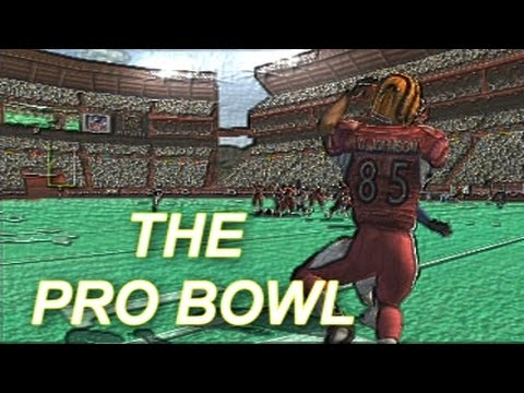 MADDEN 2007 PS2 GAMEPLAY :: THE PRO BOWL