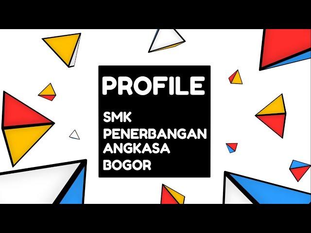 Profile SMK Penerbangan Angkasa Bogor | PPDB 2020 |