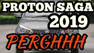 Proton Saga 2019 - Gegaran Kereta Kompak Dengan Gearbox Hyundai