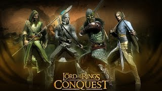 Lord of the rings: Conquest #1 - Хельмова Падь