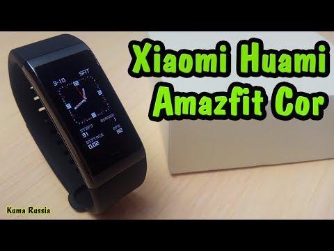 Xiaomi Amazfit Cor Review Midong A1702 Mi Band Evol