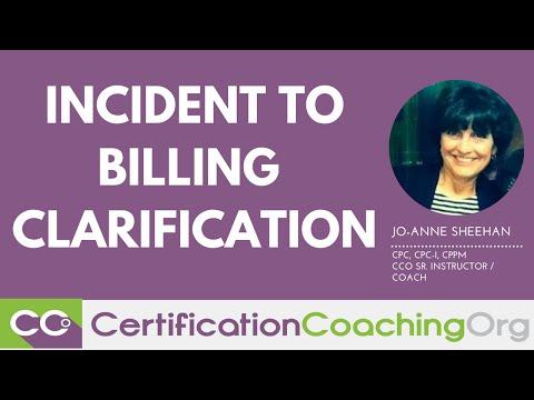 Incident to Billing Clarification   Medical Billing Guidelines