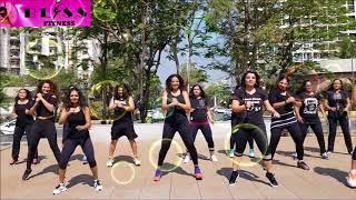 Khalibali | Padmavat | Dance Fitness | Zumba | Ranveer singh