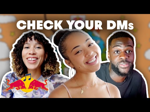 How Varnish La Piscine, Joyce Wrice & Charlotte Dos Santos made 'Love Boat'| Red Bull Check Your DMs