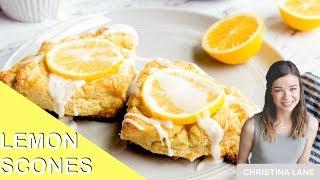 Lemon Drizzle Scones - Dessert For Two - Season 3, Episode 8