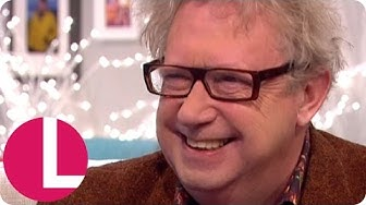 Mark Williams on the Father Brown Christmas Special | Lorraine