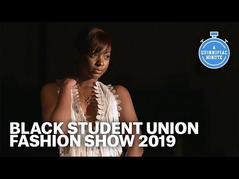 Black Student Union Fashion Show 2019