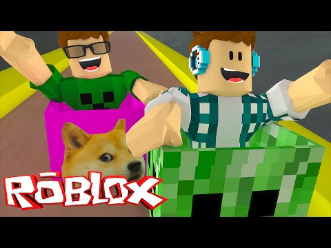 Roblox - CORRIDA DE CAIXAS !! (Roblox Box Racing )