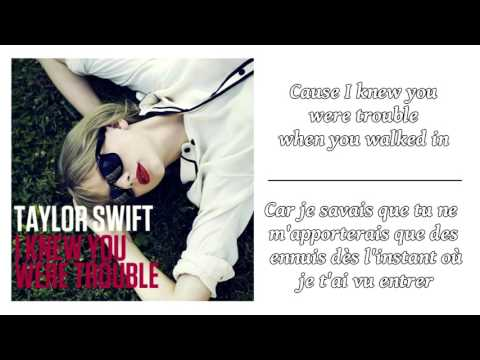 Taylor Swift - I Knew You Were Trouble ║...