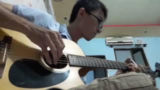 Em Nhớ Anh Vô Cùng - Hồ Quỳnh Hương (fingerstyle) covered by Athysirus