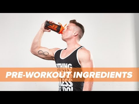 Best 6 Pre Workout Ingredients Other Than Caffeine | Tiger Fitness