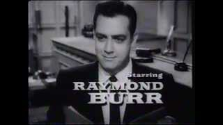 The Defense Rests:  A Tribute to Raymond Burr - Part 1