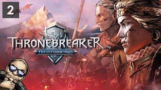Thronebreaker: The Witcher Tales - Rockslide! - Part 2