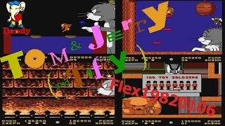 Tom and Jerry (& Tuffy) - NES: Tom & Jerry and Tuffy (rus) longplay [11] - User video