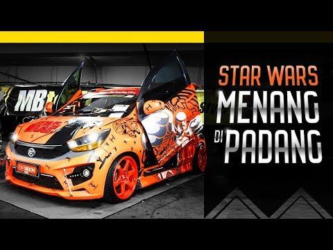 Star Wars Menang di Padang