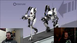 An excellent job! - Portal 2 Co-op Part 7