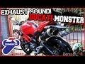 Exhaust Sound | Ducati Monster 696 | Termignoni Exhaust
