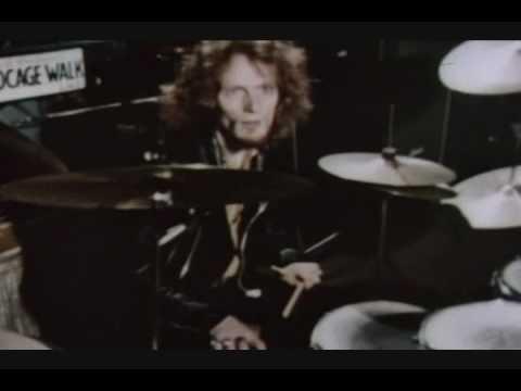 Cream Farewell Concert 1968 - Ginger Baker Interview
