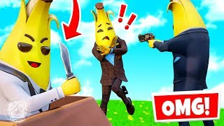 WHICH AGENT PEELY is the KILLER?! *SEASON 2* (Fortnite Murder Mystery)