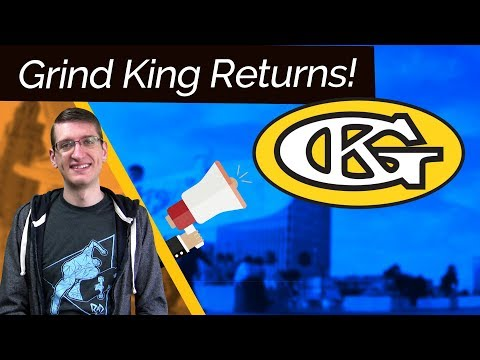 The Return of Grind King! Exclusive Announcement!