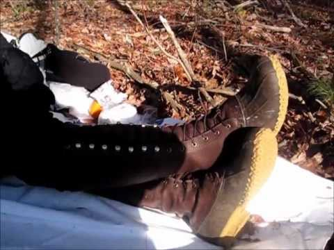 MAINE HUNTING BOOT WINTER MOD