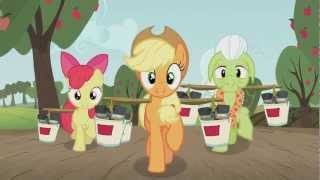 Repeat youtube video My Little Pony: Friendship is Magic - Raise This Barn [1080p]