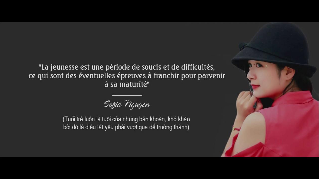 [FAV Chân dung nghề] Tiếng Pháp là ngôn ngữ của tình yêu - Le français est une langue de l'amour