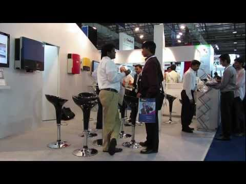 Impressions from Intersolar India 2011