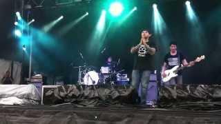 "Redlight King ""Bullet in my Hand""-LIVE CPR FEST 2013"