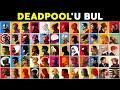 Zeki İnsanların Sadece %5'i Bunu 15 Saniye İçerisinde Çözebiliyor - Deadpool'u Bul