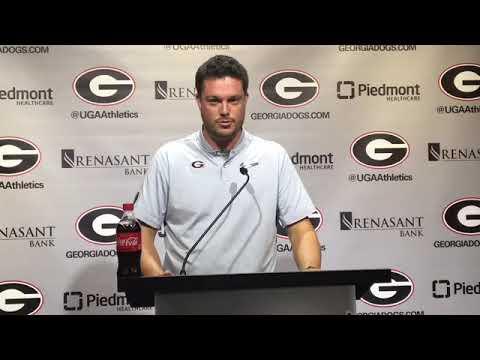 Georgia Bulldogs On UGASports.com: UGA DC Dan Lanning Meets The Press 20190805