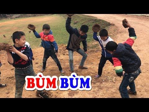 Trò chơi dân gian của trẻ em ngày Tết - Kênh Em Bé