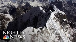 Nepalese Government Considering New Regulations For Mount Everest Climbers   NBC Nightly News
