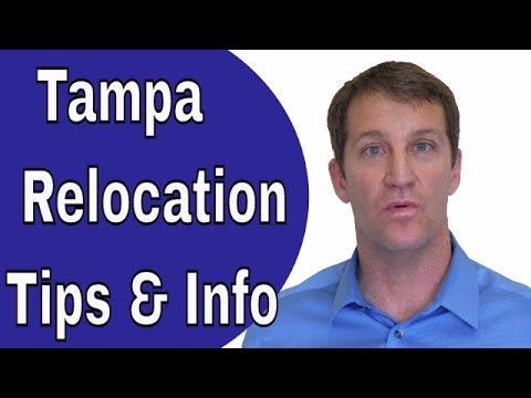 Tampa Relocation Information & Services - Lance Mohr - Tampa, FL