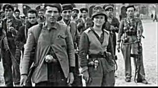 Partigiani brigata majella -abruzzo