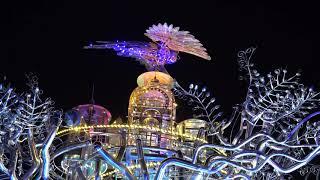 2018 台灣燈會在嘉義 森林之泉 3分鐘