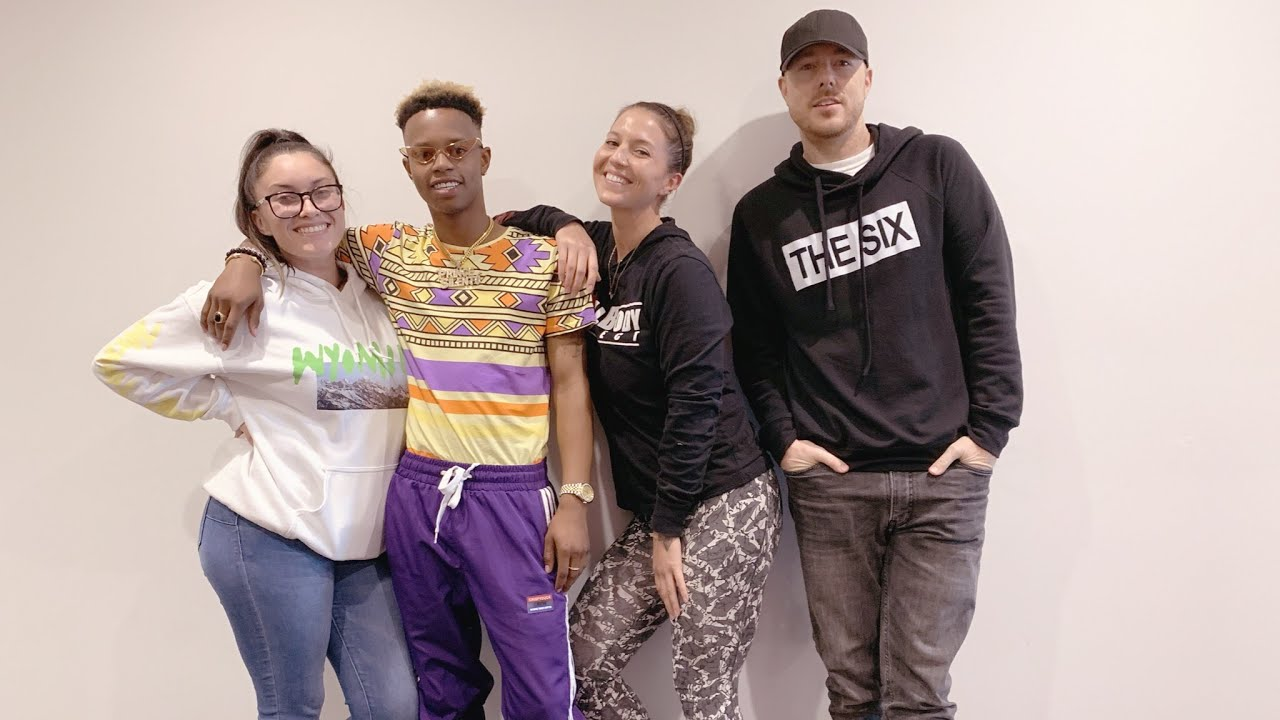 The Wake Up Show Interview With Silento