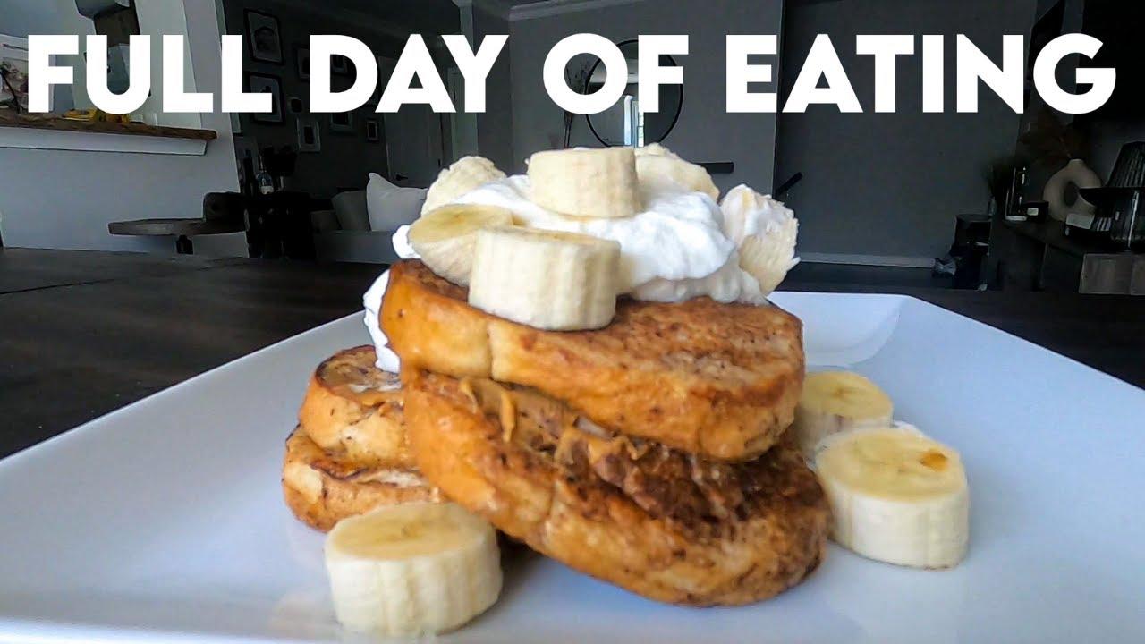 The Best Breakfast EVER! | Full Day of Eating #12