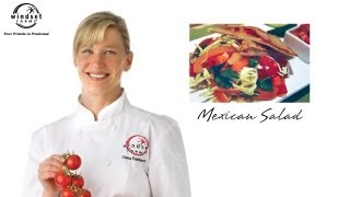Windset Farms: Mexican Salad With Chef Dana Reinhardt