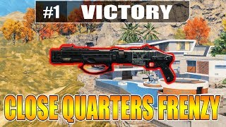 NEW CLOSE QUARTERS FRENZY // Playing with Subs // 600 Blackout Wins!! // PS4 Gameplay //