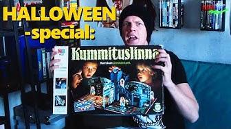 Kummituslinna lautapeli - Ghost Castle (MB, 1985)
