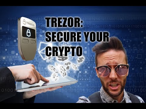 Trezor - Securing Your Crypto