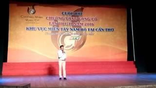 CVVC 2016 Cần Thơ : Bùi Ngọc Thành - Nét duyên thầm