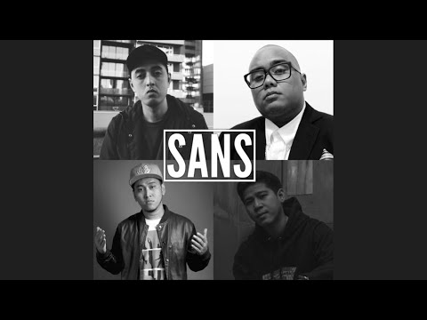 Kemal Palevi Ft. Saykoji, Nino RAN, Della MC - Sans (Official Lyric Video) #EVOLUSI
