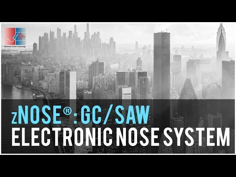 zNose: GC/SAW based Electronic Nose system