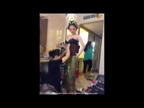 Dewi Persik: Aduhh Susah Nafas Dan Ribet Ternyata Pake Kebaya Jawa Ini!!!