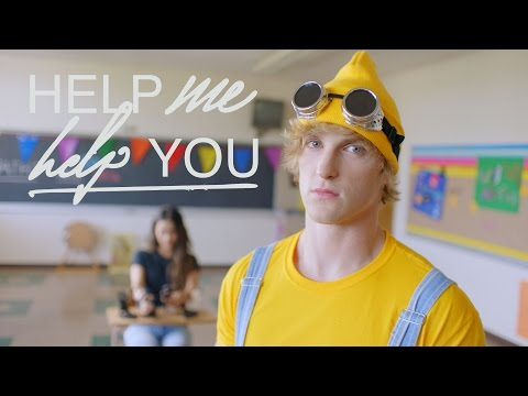 Logan Paul - Help Me Help You ft. Why Don't We [Official Video] - Поисковик музыки mp3real.ru
