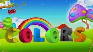 Colours Name . Colors Names for Kids | Colours for Children/ Kids | 2020