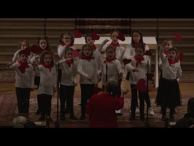 Concert de Noël à l'église Saint-Joseph